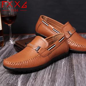 Leather Casual Doug Shoes -