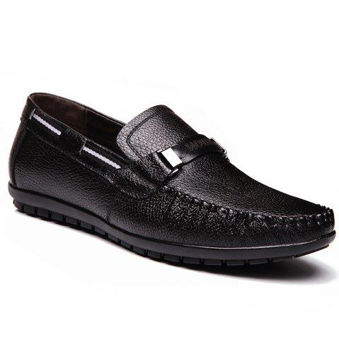 Fashion Leather Casual Doug Shoes