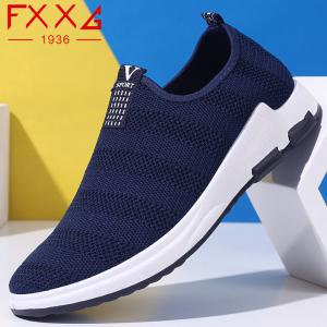 Net Cloth Sports Casual Single Shoes -