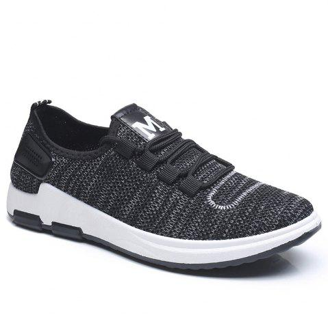Trendy Comfortable and Breathable Net Cloth Shoes