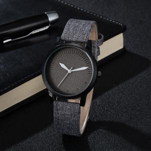 Men Simple Style Casual All Matched Elegant Vogue Watch -