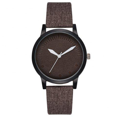 Online Men Simple Style Casual All Matched Elegant Vogue Watch