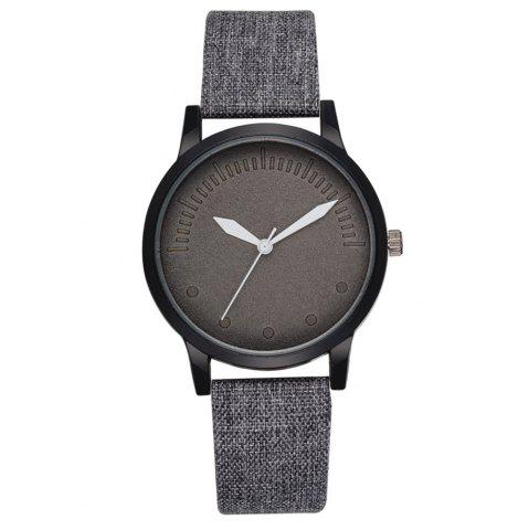 Latest Men Simple Style Casual All Matched Elegant Vogue Watch