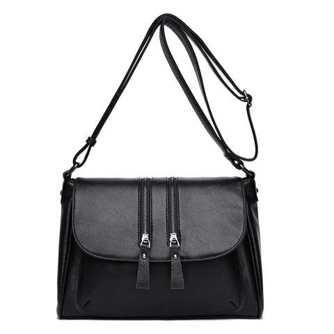 Online Casual Minimalist Shoulder Messenger Bag
