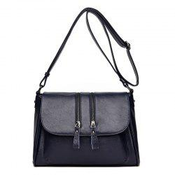 Casual Minimalist Shoulder Messenger Bag -