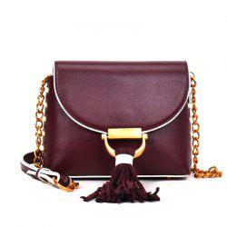 Messenger Shoulder Bag Female Fashion Tassel Bag -