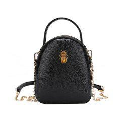 Sac à bandoulière portatif sauvage occasionnel de messager femelle Multi-Layer Mobile Handbags -