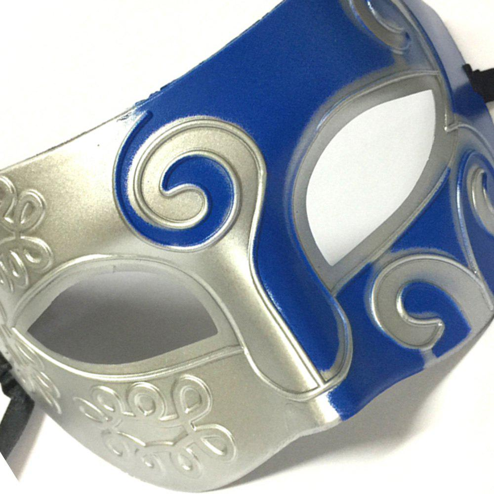 Fashion New Jazz Roman Gladiator Party Mask Masquerade Face Half Face Male Female Carnival Easter