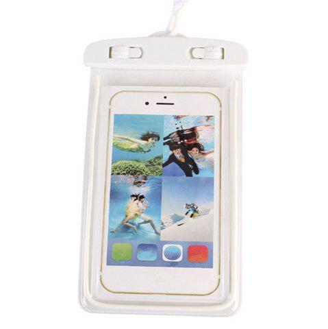 Sale Luminous Mobile Phone Waterproof Bag