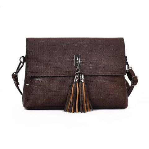 Hot Tassel Shoulder Bag Messenger Bag