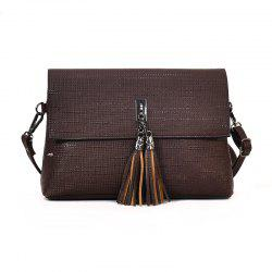 Tassel Shoulder Bag Messenger Bag -