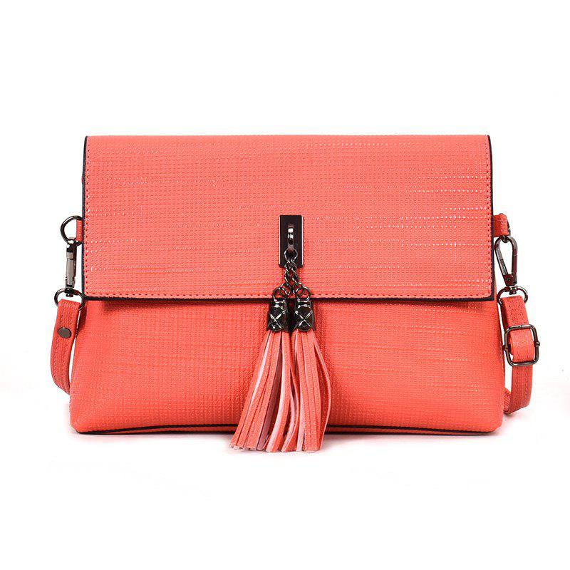 Fashion Tassel Shoulder Bag Messenger Bag