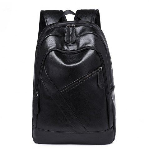 Fancy New Fashions And Large Capacity Men's Shoulder Knapsack