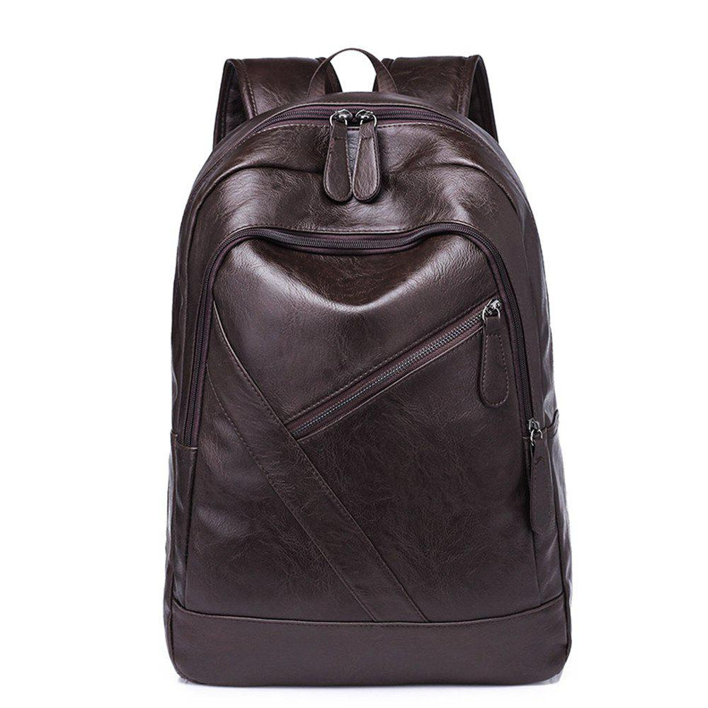 Buy New Fashions And Large Capacity Men's Shoulder Knapsack