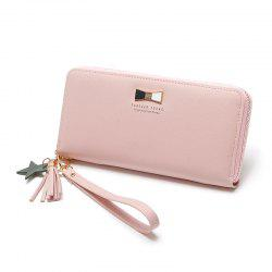 2018 New Women Wallet Long Lovely Butterfly Pu Leather  Fashion Female Coin Card Clutch Big Capacity -