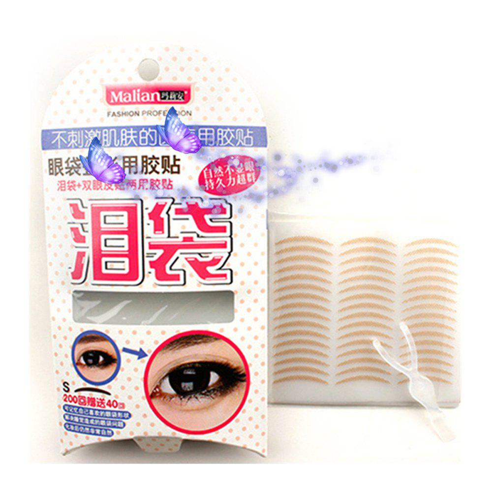 Outfit Reusable Breathable Double Eyelid Stickers
