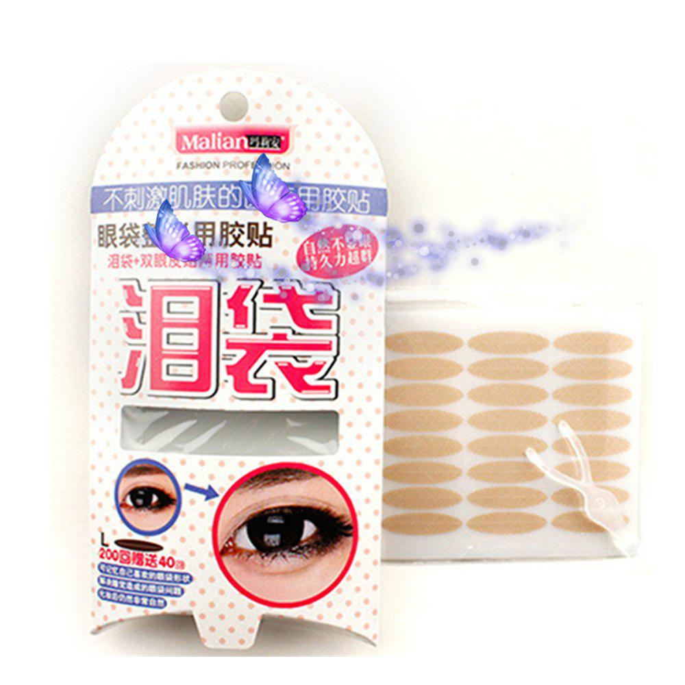 Hot Reusable Breathable Double Eyelid Stickers