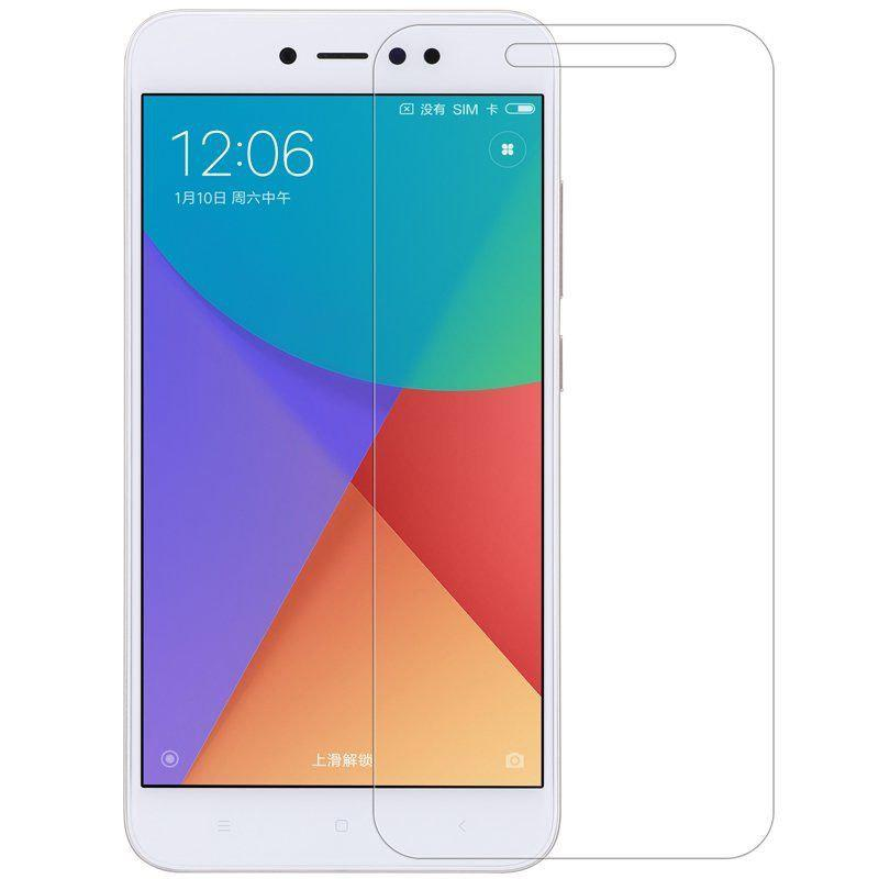 Fancy Screen Protector for Xiaomi Redmi Note 5A Prime HD Full Coverage High Clear Premium Tempered Glass