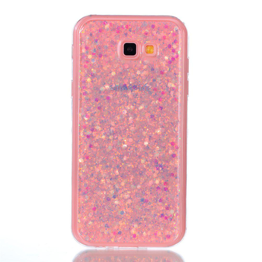 Affordable Phone Case For Samsung Galaxy A7 2017 A720 Luxury Flash Soft TPU Phone Case