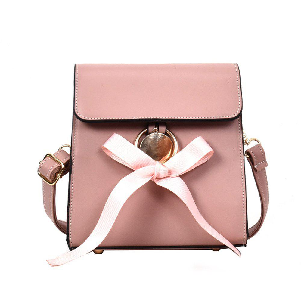 Outfits The New Version of All-match Shoulder  Bag  Fashion Square Wave