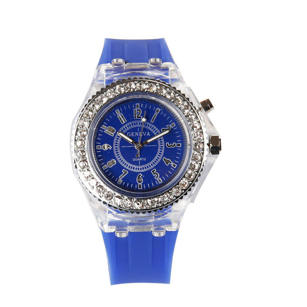 Buy Geneva Fashion Trendy Shiny Ladies Watch