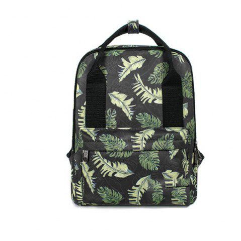 Trendy Kid's Bag Colorful hand Painted Pattern Portable Casual Travel Computer Bag