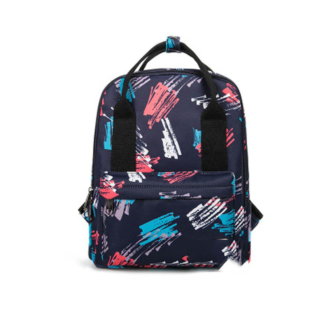 Buy Kid's Bag Colorful hand Painted Pattern Portable Casual Travel Computer Bag