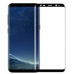 Mr.northjoe 3D Curved Tempered Glass for Samsung Galaxy S8 -