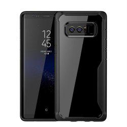 Housse de protection pour Samsung Galaxy Note 8 Slim Transparent PC + TPU Silicone -