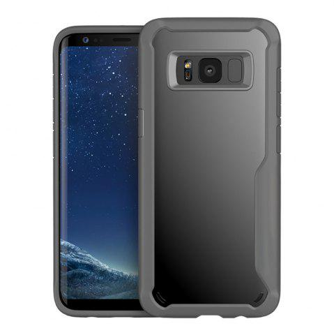 Latest Cover Case for Samsung Galaxy S8 Slim Transparent PC+TPU Silicone