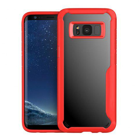 Sale Cover Case for Samsung Galaxy S8 Slim Transparent PC+TPU Silicone