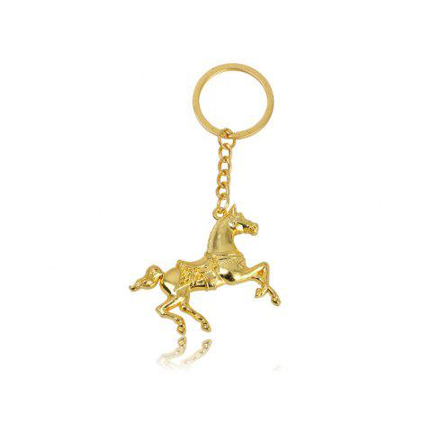 Latest Creative Men Horse Strap Keychain