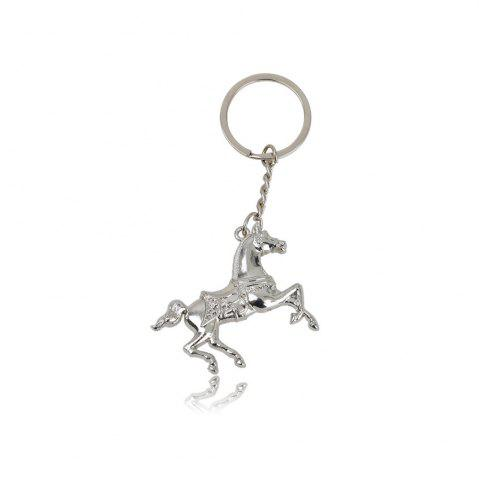 Unique Creative Men Horse Strap Keychain