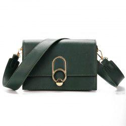 Wild Messenger Shoulder Bag Fashion Small Square Bag -