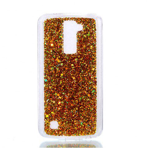 Store Case For LG K10 Luxury Flash Soft TPU Mobile Phone Case