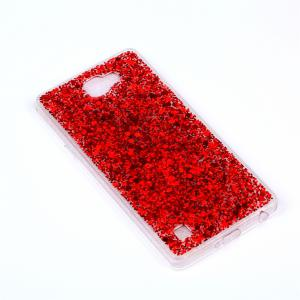 Case For LG X5 Luxury Flash Soft TPU Mobile Phone Case -