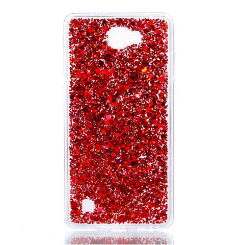 Cheap Case For LG X5 Luxury Flash Soft TPU Mobile Phone Case