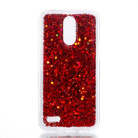 New Case For LG  K10 2017 European Edition Luxury Flash Soft TPU Mobile Phone Case