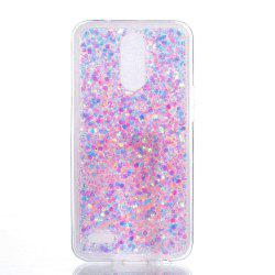 Case For LG  K10 2017 European Edition Luxury Flash Soft TPU Mobile Phone Case -
