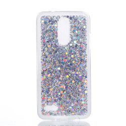 Case For LG  K8 2017 European Edition Luxury Flash Soft TPU Mobile Phone Case -