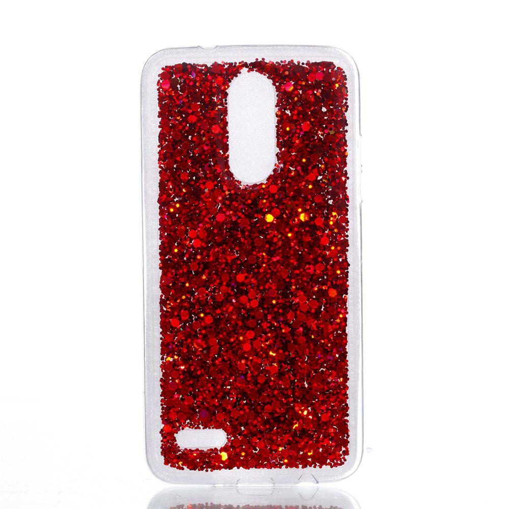 Shop Case For LG  K8 2017 European Edition Luxury Flash Soft TPU Mobile Phone Case