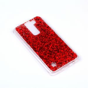 Case For LG  K8  Luxury Flash Soft TPU Mobile Phone Case -