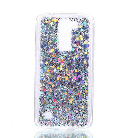 Hot Case For LG  K8  Luxury Flash Soft TPU Mobile Phone Case