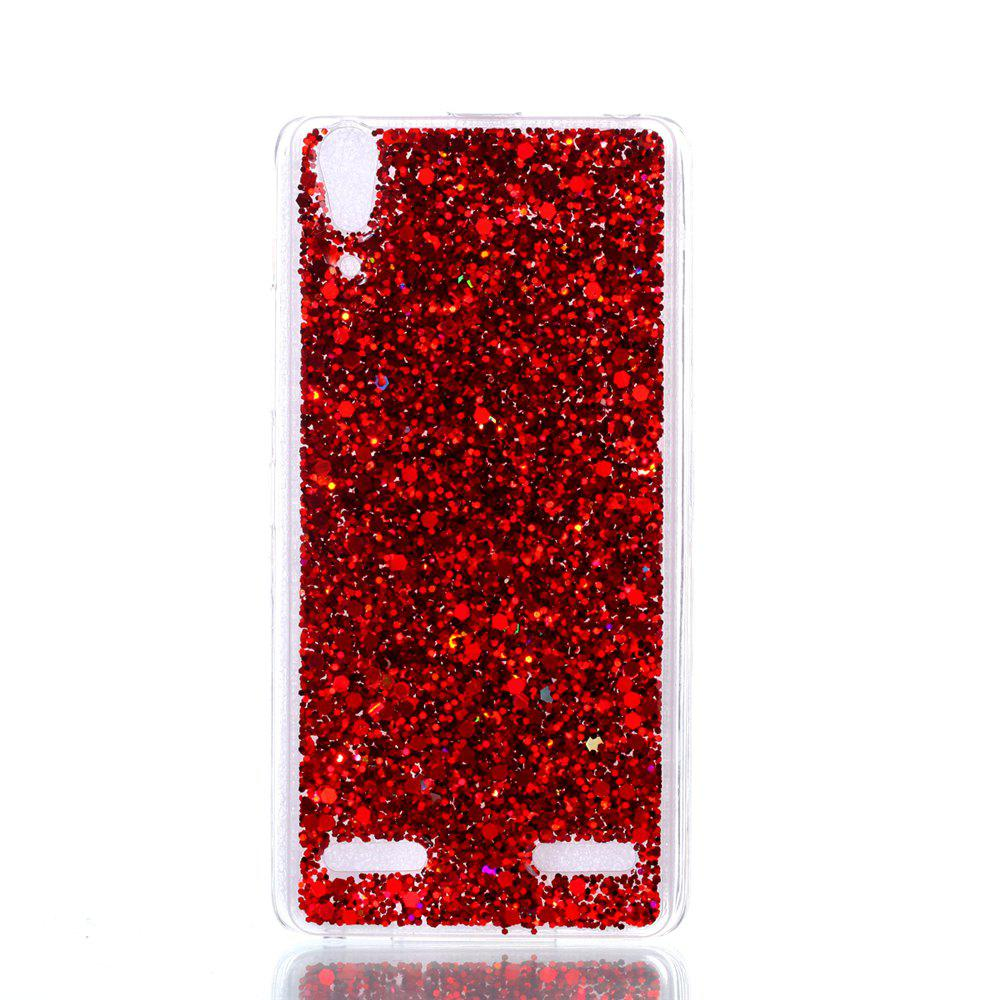 Trendy Case For Lenovo A6000 Luxury Flash Soft TPU Phone Case