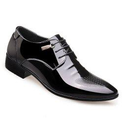 Business Formal Leather Shoes -