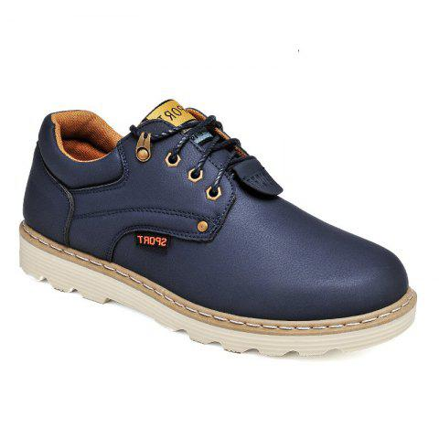 Outfit ZEACAVA Men Casual Outdoor Business Formal Wedding Leather Lace Up Trend Fashion Shoes