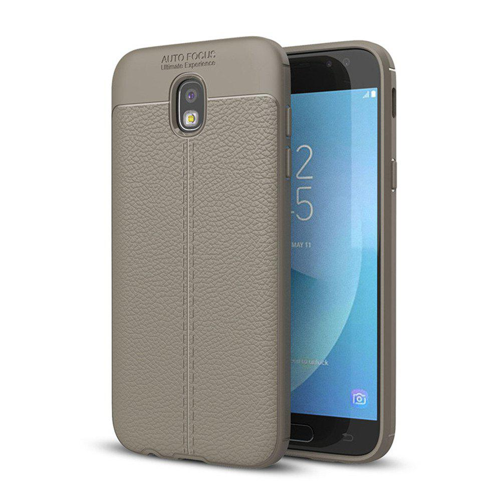 finest selection 53212 36094 Case for Samsung Galaxy J7Pro / J7(2017) Shockproof Back Cover Solid Color  Soft TPU
