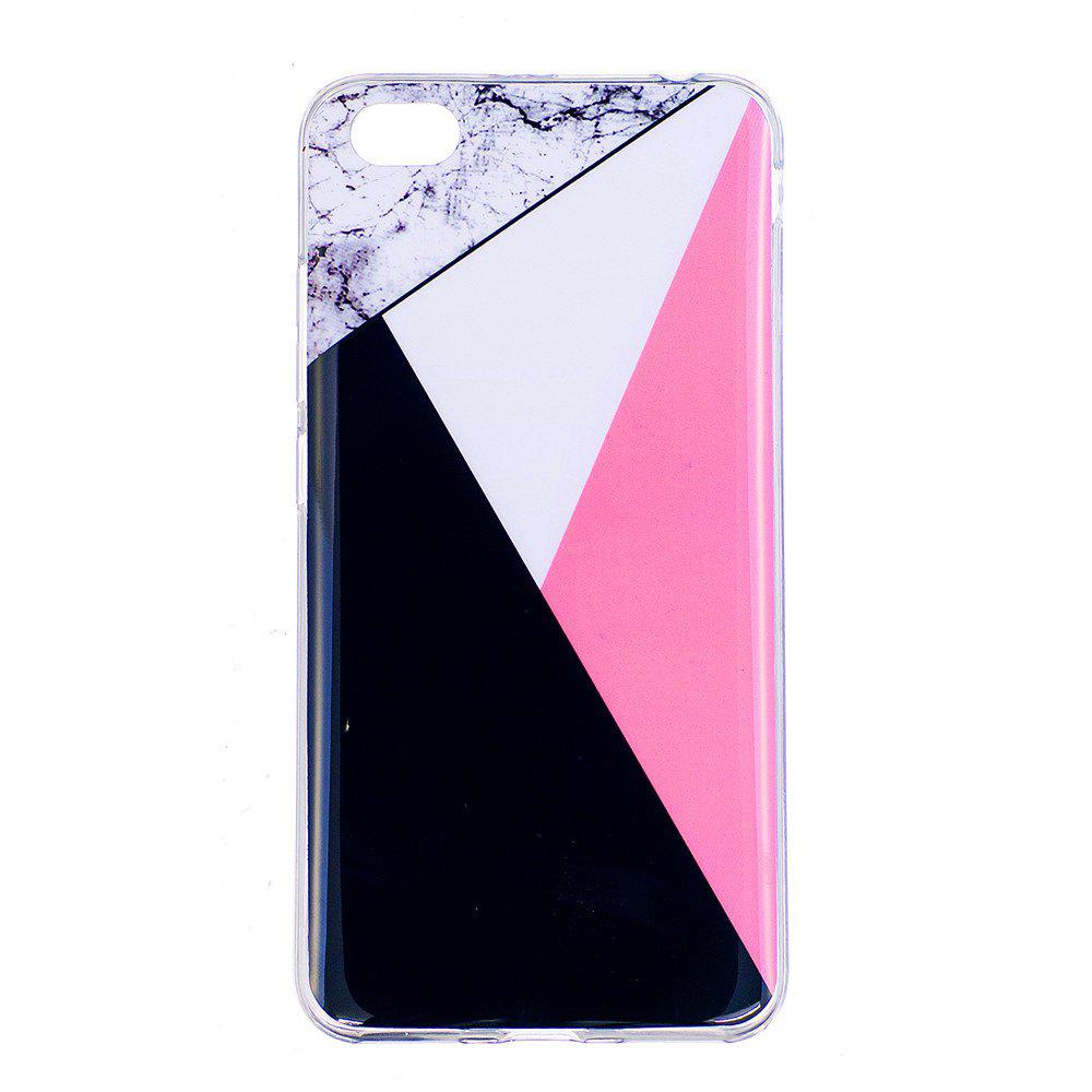 Outfit Babu Marbling Phone Case for Xiaomi Redmi Note 5A Trend Fashion Soft Silicone TPU Protection Cover Cases
