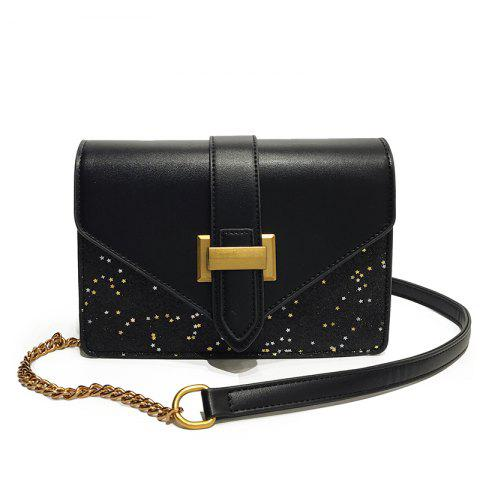 Cheap New Fashion Sequins Messenger Shoulder Bag Handbag
