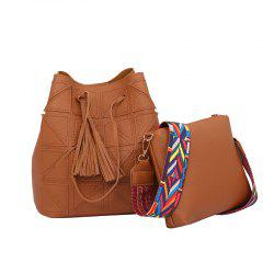 Wild Messenger Shoulder Bag Two-Piece Suit -